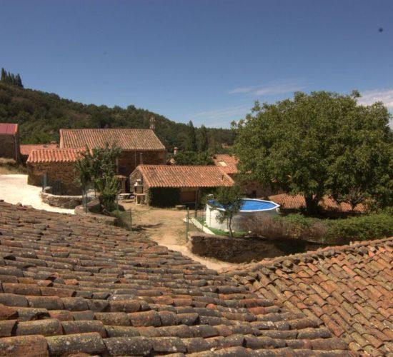Casas Rurales en Avila